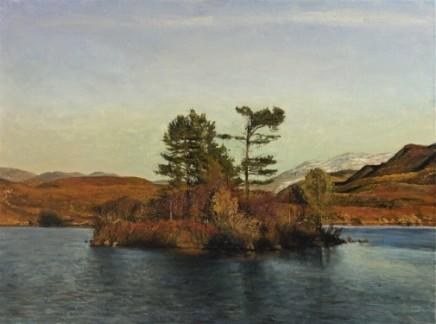 Llyn Cregennen - at the foot of Cadair Idris, Snowdonia