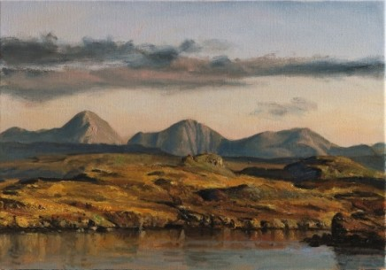 Red Cuillins, Skye SOLD