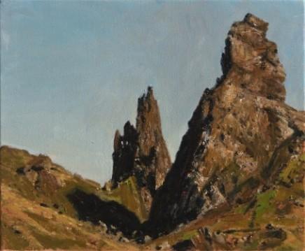 Storr Rocks, Skye