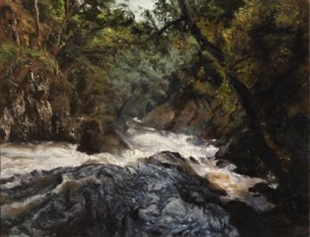 Swallow Falls, Snowdonia