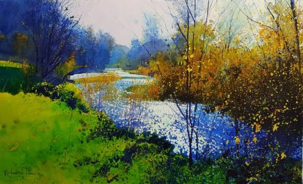 The Autumn river SOLD