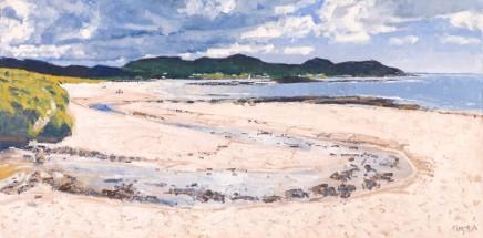 Beach Stream, Sanna, Ardnamurchan