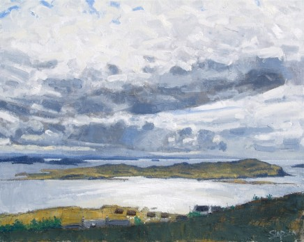 Light on the Sea, Isle Ristol, Summer Isles, Achiltibuie
