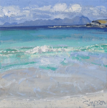 May Day, Mellon Udrigle, Wester Ross SOLD