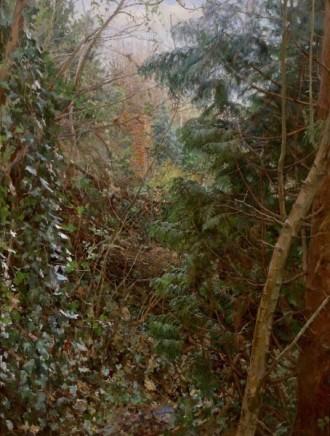 Clement's Garden, Winter