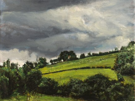 Fred Schley Cotswold's Summer SOLD