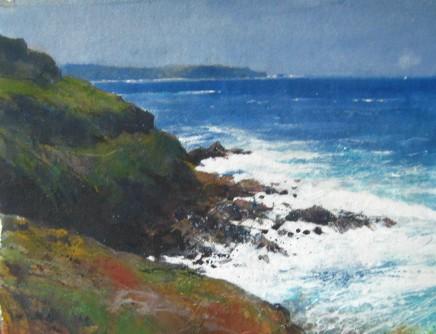 Richard Thorn Hazy Light from the Cape
