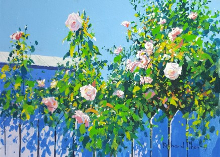 Richard Thorn Pink and Blue