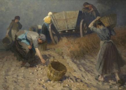 Martin Frost Potato Pickers