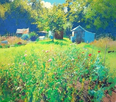 Richard Thorn The Old Patch