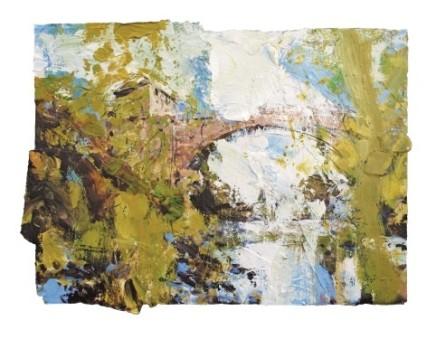 A Pale Spring Day (Greta Bridge) SOLD