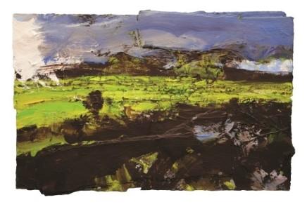 Teesdale Green (Morning Sun, Shadow) II SOLD