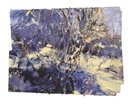 Winter Sun (The Lit Tree) I SOLD