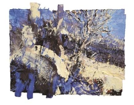 Winter Sun (The Lit Tree) II SOLD