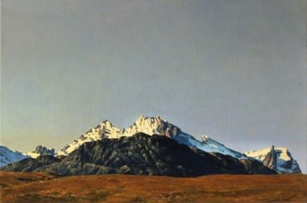 Cuillin Peaks, Skye Fred Schley
