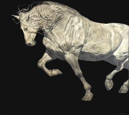 Stallion 3/4 Huw Williams