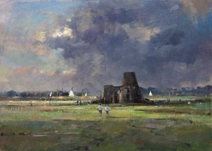 Stormy Light, St Benets Abbey, Norfolk Matthew Alexander