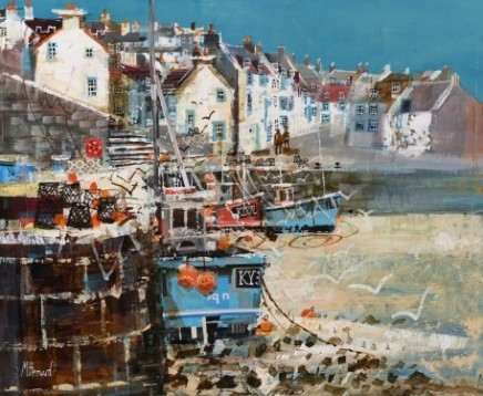 Fishing boats, Crail SOLD
