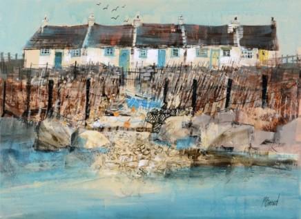 Coastguard cottages, Fife SOLD