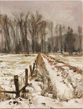 A long ditch