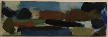 Landscape with River V Ex catalogue