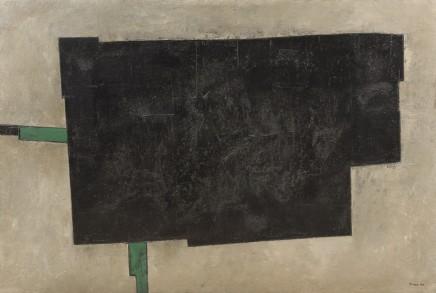 Black Rectangle, 1957