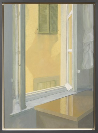 Window, Santa Maria del Giudice