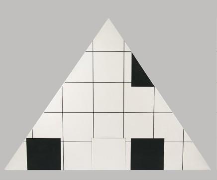 Three Squares, One Inlaid (1979) Ex catalogue