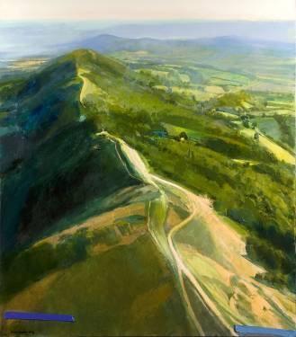 Aspect South, Malvern Hills (2002)