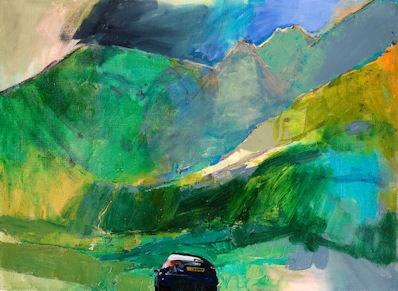 Glen Brittle, Skye (2012) SOLD