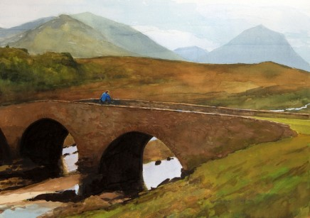 Sligachan Bridge, Isle of Skye (2012)