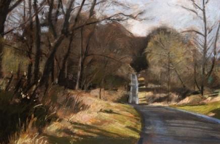 The Wet Lane, Malvern (1987)