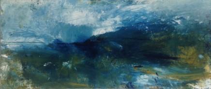 Mark Stopforth Coastline & Storm (Severn Estuary)