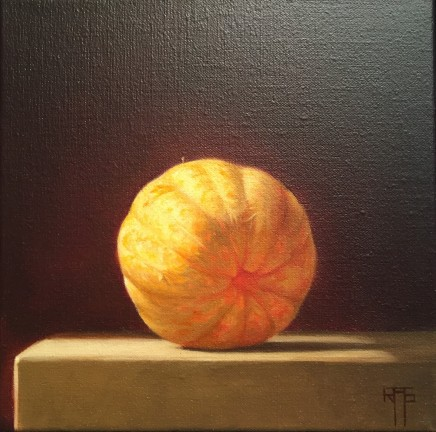 Raquel Alvarez Sardina Orange
