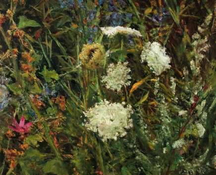 Fred Schley Wild Flower Series No. 3