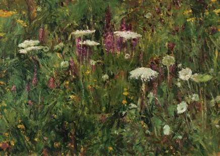 Fred Schley Wild Flower Series No.4