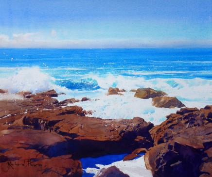 Richard Thorn SWAc Afternoon Surf £1,500
