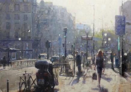 Douglas Gray Contre-jour, Paris £2,950