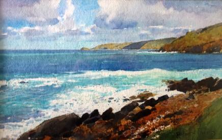 Richard Thorn SWAc Cornish Blue £895