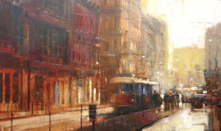 Douglas Gray Golden Light, Milan £2,650