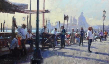 Douglas Gray Gondola service, Venice £2,650