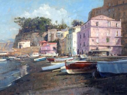 Douglas Gray Marina Grande, Sorrento £3,500