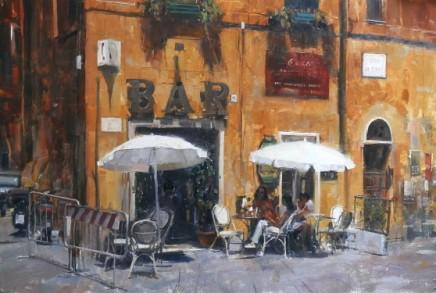 Douglas Gray Sunshine Café, Rome £3,500