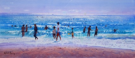 Richard Thorn SWAc The 6 O'clock Surf £2,200