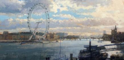 Douglas Gray The London Eye £3,950