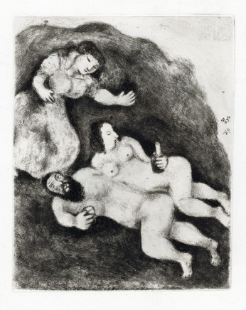 Lot and his Daughters, 1956 30.2 x 24.2 cm £2,500