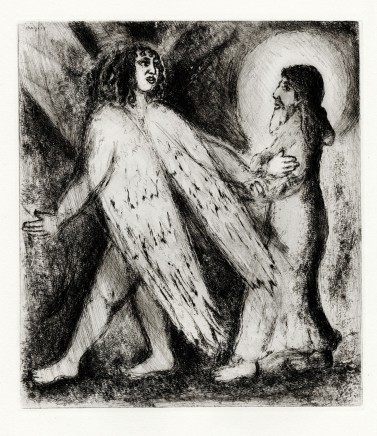 Man Guided by God, 1956 30.2 x 24.2 cm £2,000