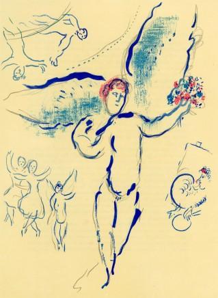 Sketch for Firebird, 1966 32.5 x 24 cm £750