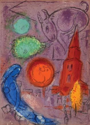 Saint Germain des Prés, from The Paris Suite, 1954 35 x 27 cm £2,500