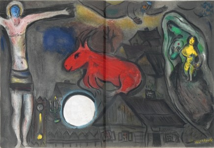 Untitled, 1950 36 x 51 cm* (*centre fold as issued) £1,250